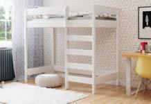Łóżko piętrowe - do jakiego wieku dzieci warto je kupić?